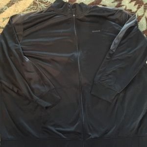 Reebok 4XL Black Jacket